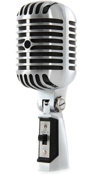 Microfone Para Vocal 55sh Series Ii