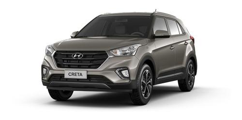 Imagem 1 de 7 de Hyundai Creta 1.6 At Smart Plus 2021/2021 (prata)