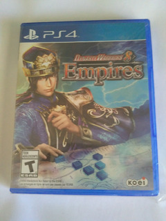 Dynasty Warriors 8 Empires Ps4 Nuevo Fisico Sellado