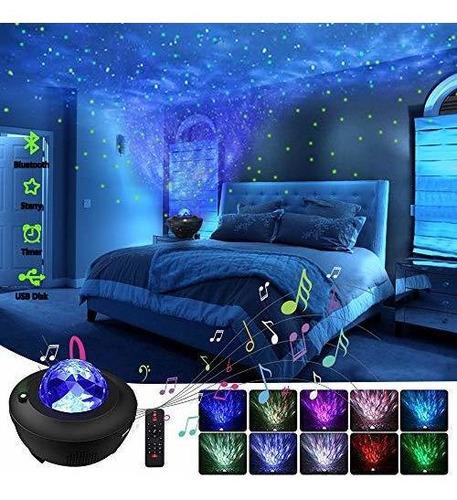 Proyector De Luz De Noche Estrellada Proyector De Galaxia De