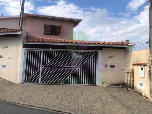 Casa A Venda, Parque Da Represa, Jundiaí. - Ca10158 - 68816497