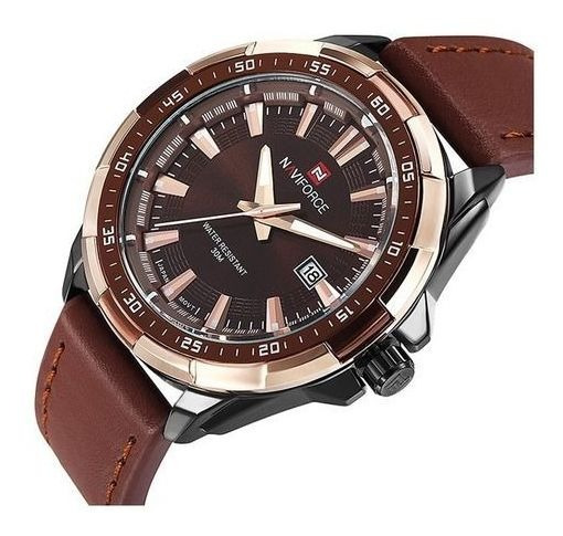 Relógio Naviforce 9056 Top Original