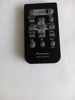 Pioneer Qxe 1047 Control Remoto Radios Mp3 Vehicular Usado
