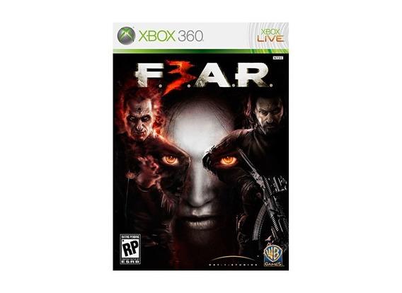 Game Fear 3 - Xbox 360 (novo Lacrado)