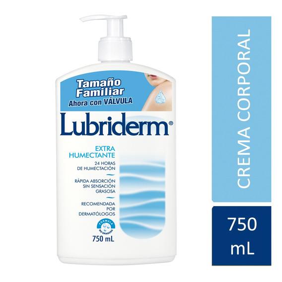 Crema Lubriderm Extra Humectante 750ml