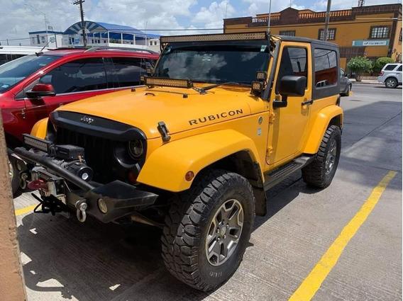Jeep Rubicon 3 Puertas