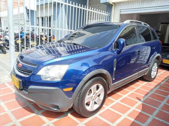 Chevrolet Captiva 2013 Aut. 2.4 Full 4x2
