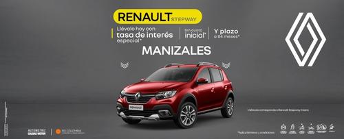 Renault Stepway Intens Cvt Ph2