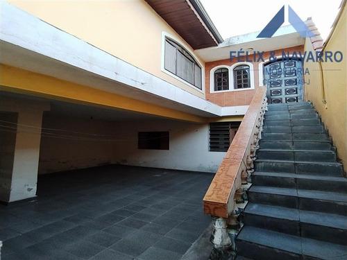Imagem 1 de 12 de Casa Fundos - Jd Vista Linda - 1665