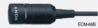 Microfono Profesional Sony Ecm 66-b Lavalier De Condensador