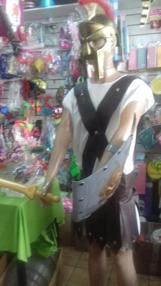 Disfraz Gladiador Completo. Cosplay.envio Gratis