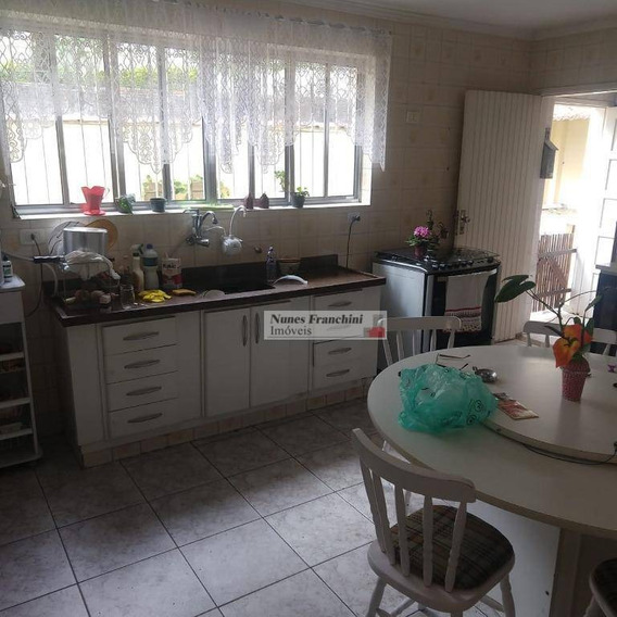 Santana - Zn/sp - Casa 5 Dormitórios, 01 Suíte , 2 Banheiros - R$ 635.000,00 - Ca0587