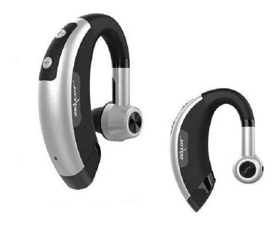 Fone De Ouvido Zealot E1 Wireless Bluetooth Na Caixa...