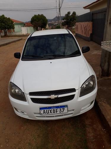 Imagem 1 de 11 de Chevrolet Celta 1.0 0l Ls Flex
