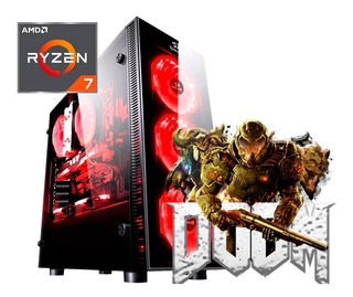 Pc Gamer Ryzen 7 3700x 16gb Ddr4 Rtx2070 8gb