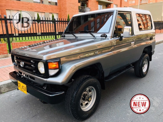 Land Cruiser 4.5 4x4 Aa Dh Impecable