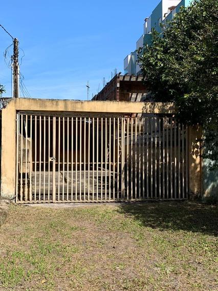 Casa Em Mongaguá R$100 Mil À 50 Metros Da Pista