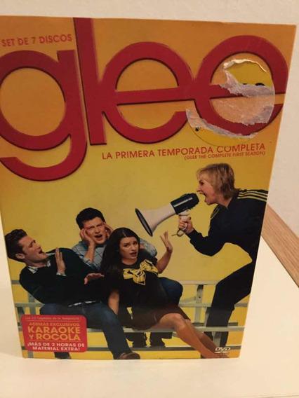 Serie Glee La Primera Temporada