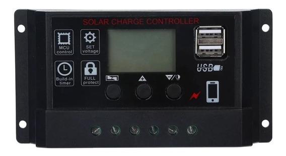 Controlador De Carga 60a 12v/24