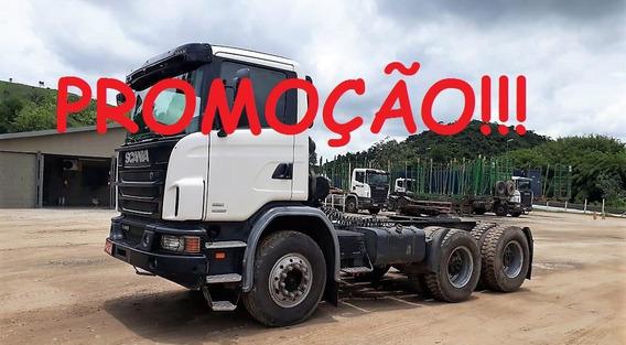 Promoção! Scania G440 Bug Pesado Ar Condicionado Traçado 6x4