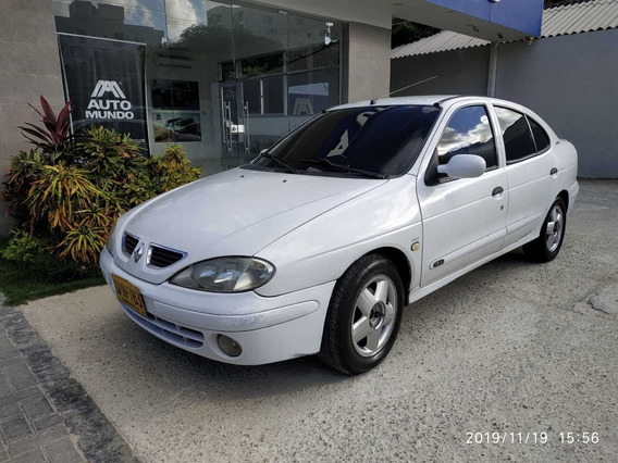 Renault Megane Automático 2007 Oportunidad