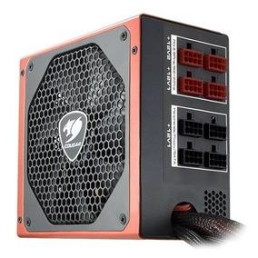 Fonte 1000w Real 80 Plus Modular Pfc Ativo Bivolt Automatico
