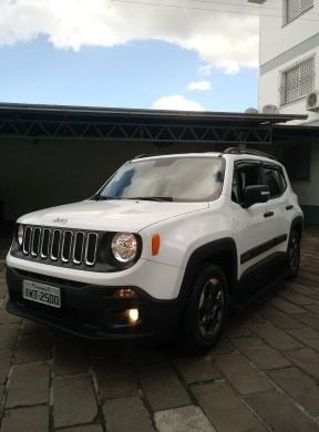 Jeep Renegade 1.8 Sport 4x2 Mt 2016