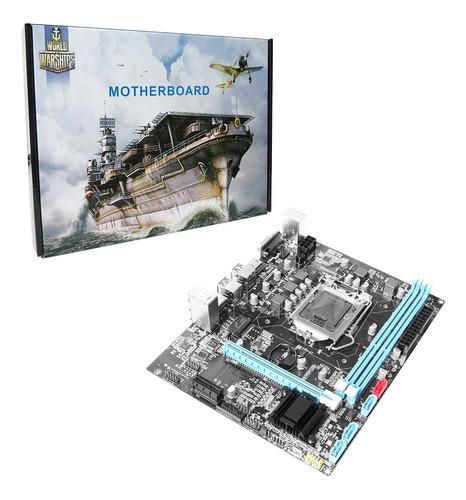 Placa Mãe Intel 1155 B75 Ddr3 1600 Mhz Suporta I3 / I5 / I7