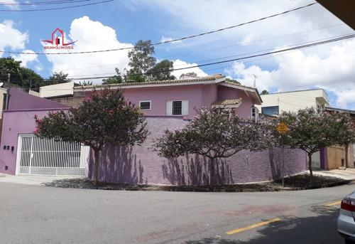 Casa A Venda No Bairro Jardim Carlos Gomes Em Jundiaí - Sp.  - 3587-1