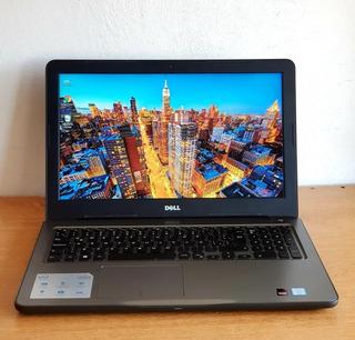 Vendo Dell 15 I7 7500 Video R7 4gb 1tb Ddr4