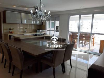 Apartamento Com 2 Dormitórios À Venda, 124 M² Por R$ 880.000 - Campestre - Santo André/sp - Ap11055