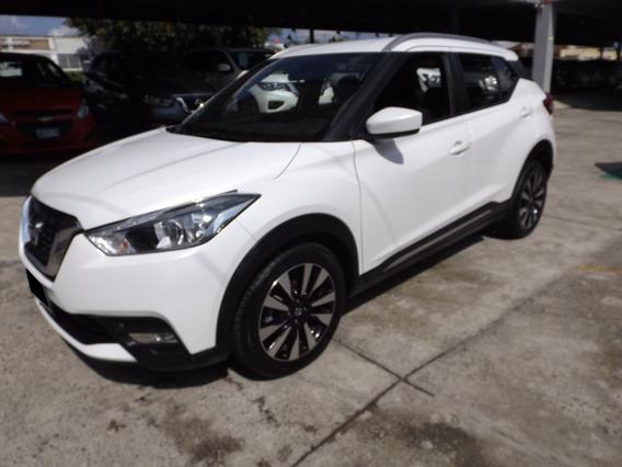 Nissan Kicks Advance Aut Ac 1.6 Lts 2018