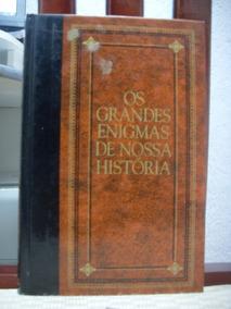 Os Grandes Inígmas De Nossa História - Nilson Lage (texto)