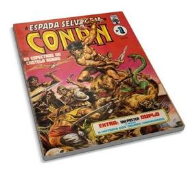419 Revistas Em Quadrinhos De Conan (12 Séries) Hq Digital