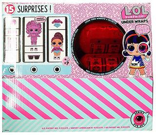 Lol Surprise! Innovation Series 4 Wave 1 Underwraps Dolls S