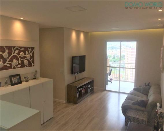 Apartamento Bem Iluminado - Lazer Completo! - Ap01885 - 34376542