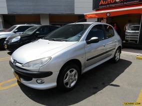 Peugeot 206 Xt Premium Mt 1600cc Aa