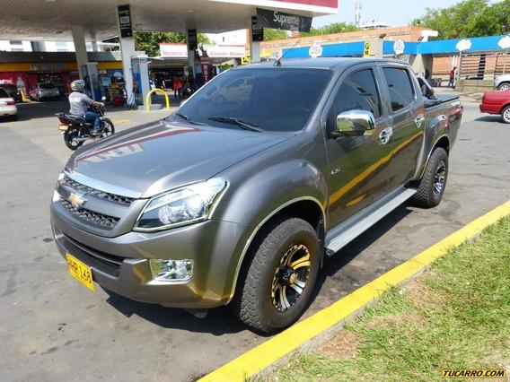 Chevrolet Luv D-max Mt 2500cc 4x4 Diesel