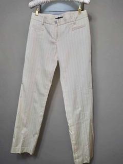 Pantalón Vestir Marca Dolce &gabbana