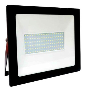 Reflector Proyector Led 100w Luz Fria 6500k Interelec