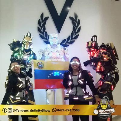 Show De Robot Led, Tequileros, Hora Loca Led, Mimos