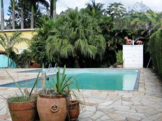 Venda Casa Em Condomínio Fechado Igaratá Brasil - Ca0650