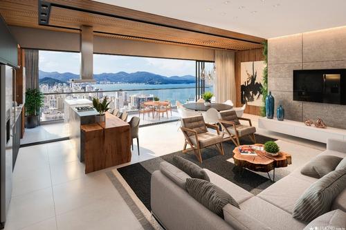 Imagem 1 de 15 de Ref: 15 - Apartamento 03 Suites Em Meia Praia - V-amd15