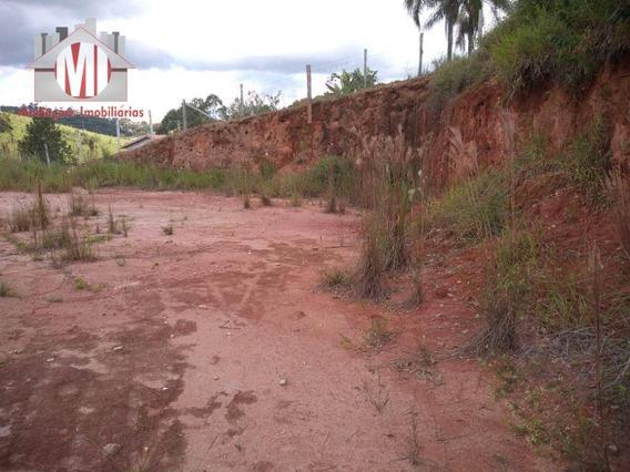 Ótimo Terreno Com Escritura, Platô Feito, À Venda, 1400 M² Por R$ 90.000 - Zona Rural - Pinhalzinho/sp - Te0217