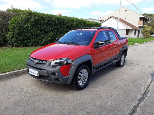 Fiat Strada Adventure Locker Cabina Doble 1.6n 2017