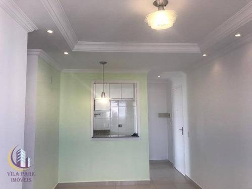 Apartamento Com 2 Dormitórios À Venda, 49 M² Por R$ 307.400,00 - Jaguaré - São Paulo/sp - Ap1593