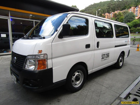 Microbuses Nissan Urvan