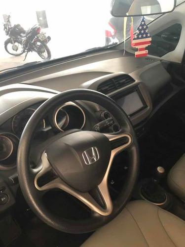 Honda Fit 2010 1.4 Lx Flex 5p