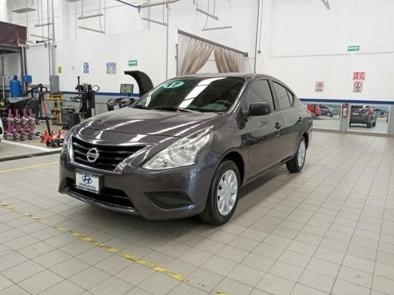 Nissan Versa 2017 1.6 Drive Mt