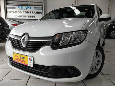 Renault Logan 1.6 Flex Completo Sem Entrada!!!